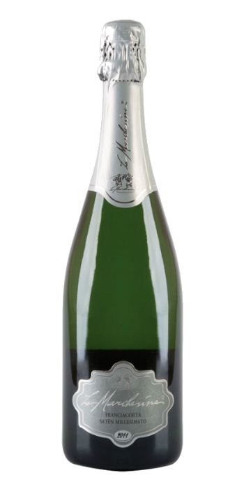 Franciacorta brut Satèn 2014 Le Marchesine - Wine il vino