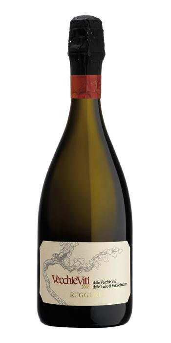 Prosecco di Valdobbiadene Superiore Brut Vercchie Viti 2016 Ruggeri - Wine il vino
