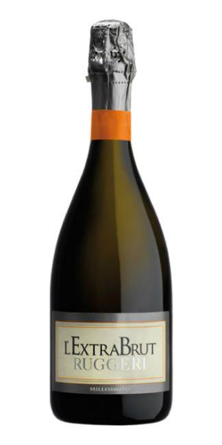 Spumante L'ExtraBrut 2016 Ruggeri - Wine il vino