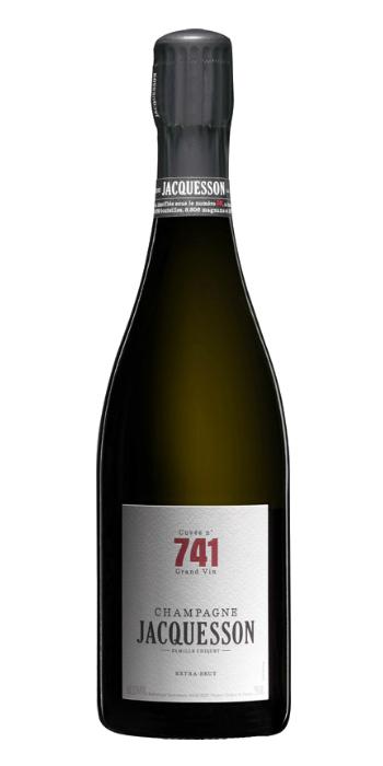 Champagne extra-brut Cuvée 741 Jacquesson - Wine il vino