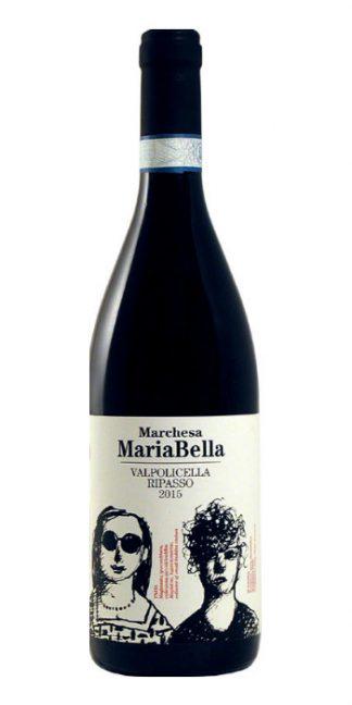 Valpolicella Superiore Ripasso Marchesa Maria Bella 2015 Massimago - Wine il vino