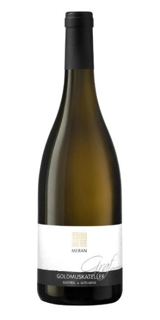 Alto Adige Moscato Giallo Graf 2017 Meran - Wine il vino