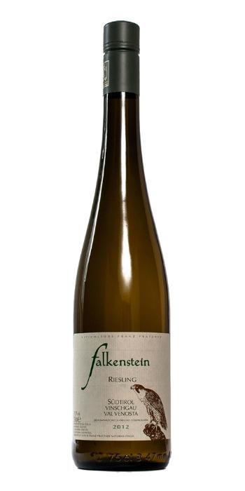 Alto Adige Val Venosta Riesling 2018 Falkenstein - Wine il vino