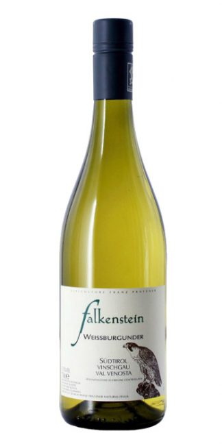 Alto Adige Val Venosta Pinot Bianco 2015 Falkenstein - Wine il vino