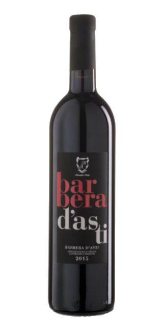 Barbera d'Asti 2015 Alessandro Motta - Wine il vino