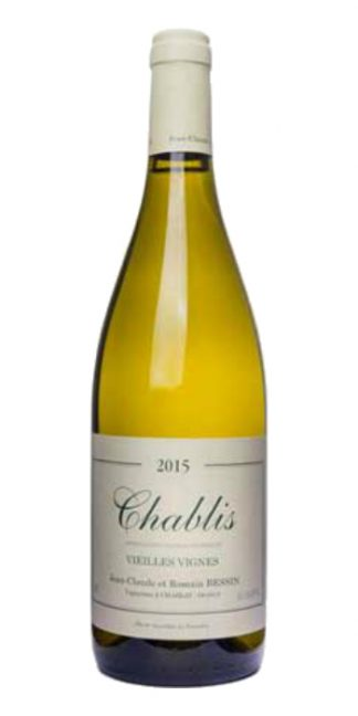 Chablis Vielle Vignes 2015 Bessin - Wine il vino