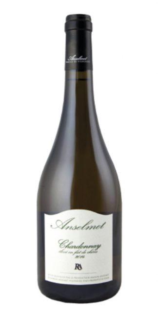 Valle d'Aosta Chardonnay élevé in fût de chêne 2016 Anselmet - Wine il vino