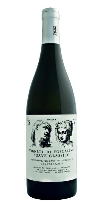 Soave Classico vigneti di Foscarino 2015 Inama - Wine il vino