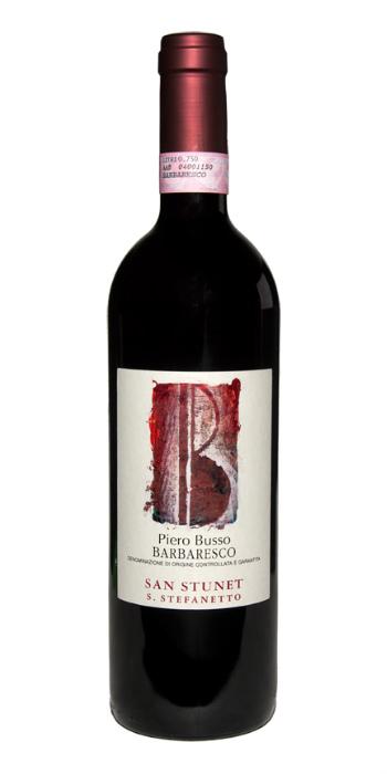 vendita vini on line barbaresco san stefanetto piero busso - Wine il vino