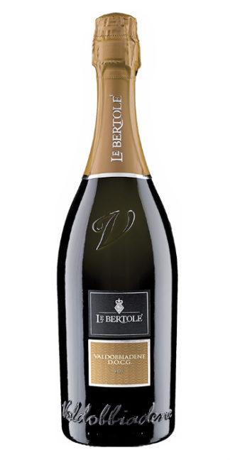 vendita vino on line Prosecco superiore valdobbiadene brut le bertole - Wine il vino