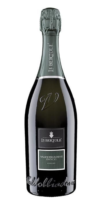 vendita vini on line Prosecco di Valdobbiadene Superiore Extra-Dry Le Bertole - Wine il vino