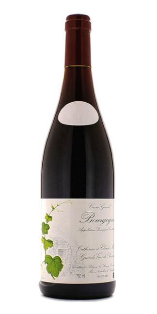 Bourgogne Pinot Noir Cuvée Gravel 2016 Maréchal Catherine e Claude - Wine il vino