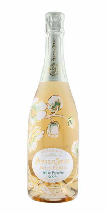 Champagne brut Belle Epoque Edition Première 2007 Perrier Jouët - Wine il vino