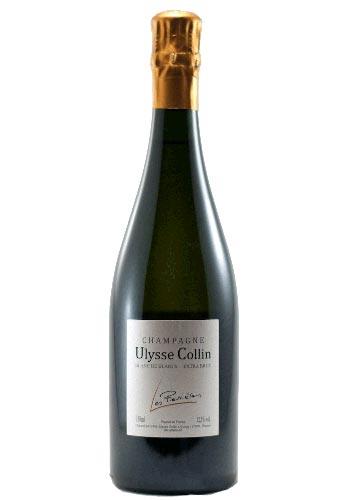 Champagne extra-brut Blanc de Blancs Les Pierrières Ulysse Collin - Wine il vino