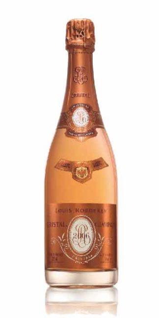 Cristal Champagne brut Rosé 2006 Louis Roederer - Wine il vino