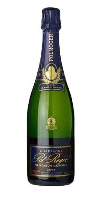 Champagne brut Cuvée Winston Churchill 2002 Magnum Pol Roger - Wine il vino