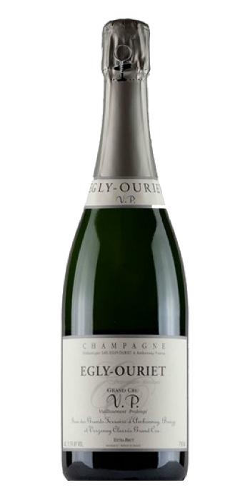 Champagne extra-brut Grand Cru V.P. Egly Ouriet - Wine il vino
