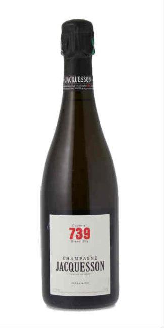 Champagne extra-brut Cuvée 739 Jacquesson - Wine il vino