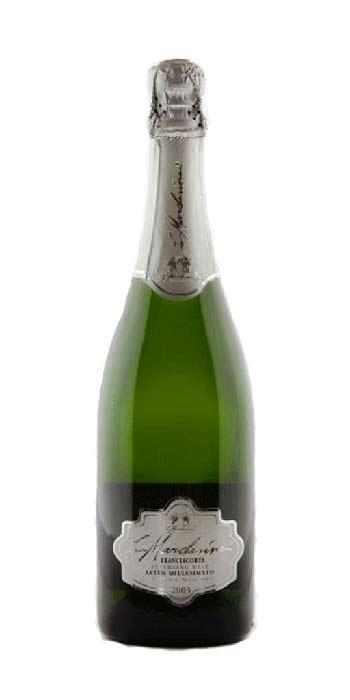 Franciacorta brut Satèn 2013 Le Marchesine - Wine il vino