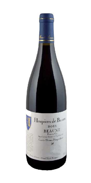 Beaume Hospices de Beaume Cuvée Guigone de Salins 2011 - Wine il vino