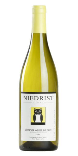 Alto Adige Pinot Bianco Limes 2016 Niedrist - Wine il vino