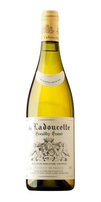 Pouilly-Fumé 2014 de Ladoucette white wine - Wine il vino