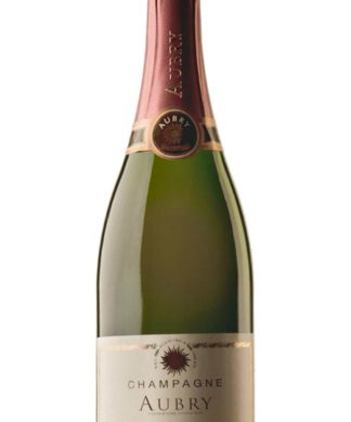 Champagne brut Rosé Classique Aubry - Wine il vino