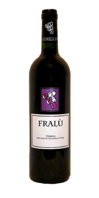 Vino Rosso Fralù 2009 Le Corgne - Wine il vino