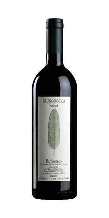 Barbaresco Rabajà 2015 Bruno Rocca - Wine il vino
