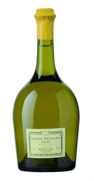 Chablis Grand Regnard 2017 Regnard white wine - Wine il vino