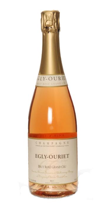 Champagne brut Rosé Grand Cru Egly Ouriet - Wine il vino