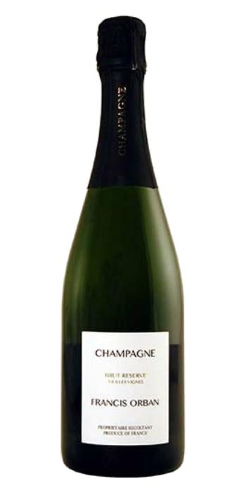 Champagne brut Réserve Vielle Vigne Francis Orban - Wine il vino