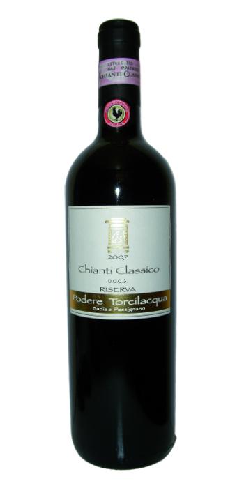 Chianti Classico Riserva 2013 Torcilacqua - Wine il vino