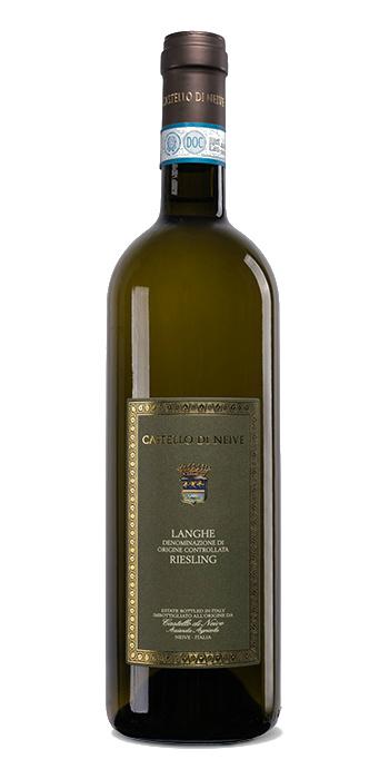 Langhe Riesling 2015 Castello di Neive - Wine il vino