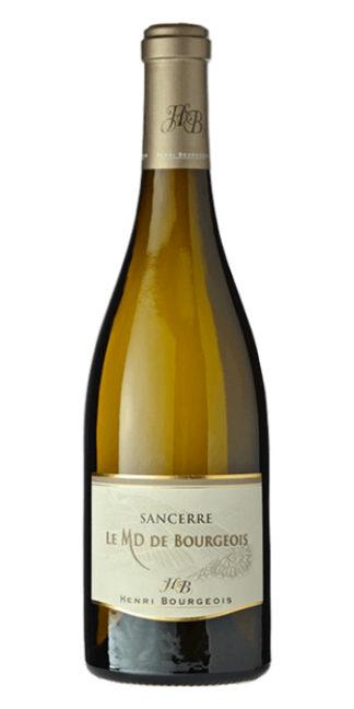 Sancerre Blanc Le M.D. de Bourgeois 2016 Henri Bourgeois - Wine il vino