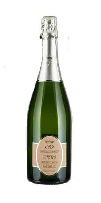 VSQ Metodo Classico demi sec Rosé Opera Le Marchesine - Wine il vino