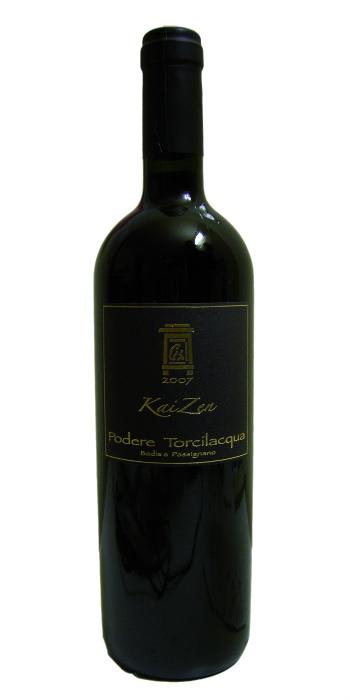Toscana Merlot Kaizen 2012 Torcilacqua - Wine il vino