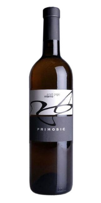 vendita vino on line pinot grigio murno primosic - Wine il vino
