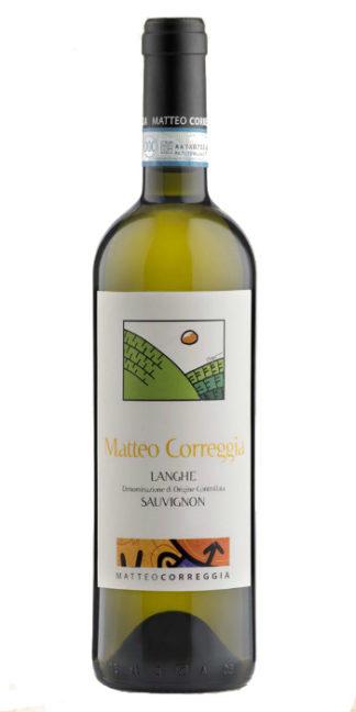 vendita vini on line langhe sauvignon matteo correggia - Wine il vino
