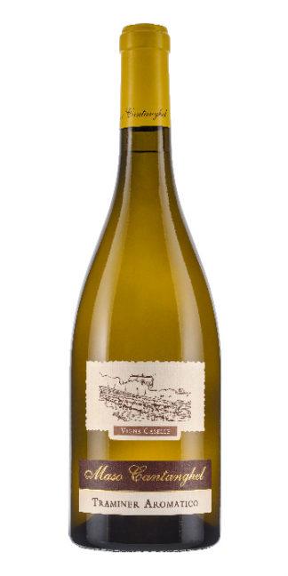 vendita vini on line trentino gewurztraminer Vigna caselle maso cantanghel - Wine il vino