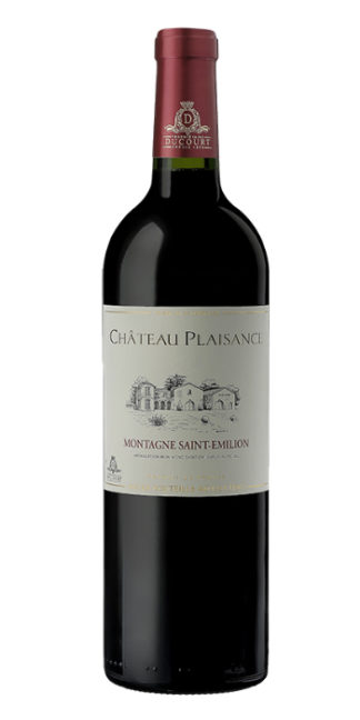 Vendita vini on line Montagne Saint Emilion Chateau Plaisance 2014 Ducourt - Wine il vino