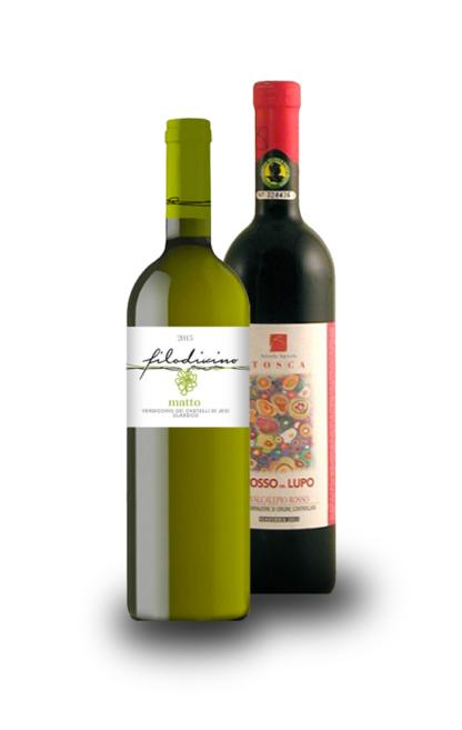 Il Bianco e il Rosso - Wine il vino
