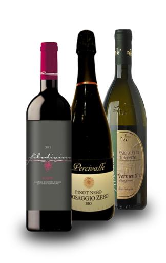 Bianco, Rosso e..Verdone, no bollicina. Solo biologici. - Wine il vino