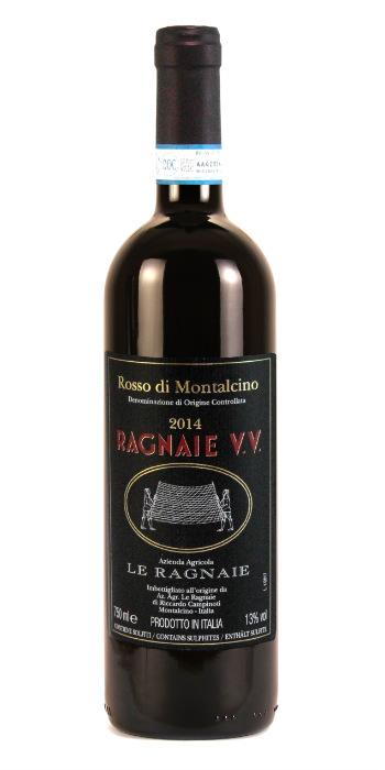 Vendita vini online Rosso di Montalcino Vigna Vecchia 2014 Le ragnaie - Wine il vino