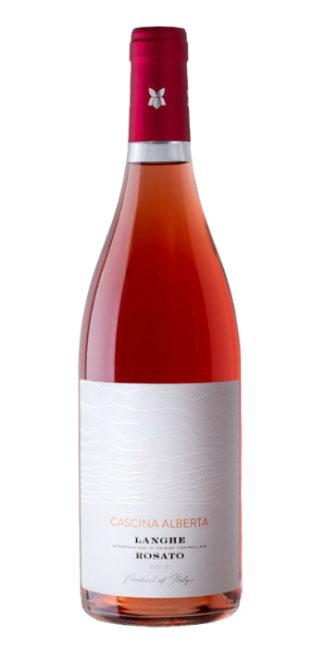 vendita vini on line langhe rosato cascina alberta - Wine il vino