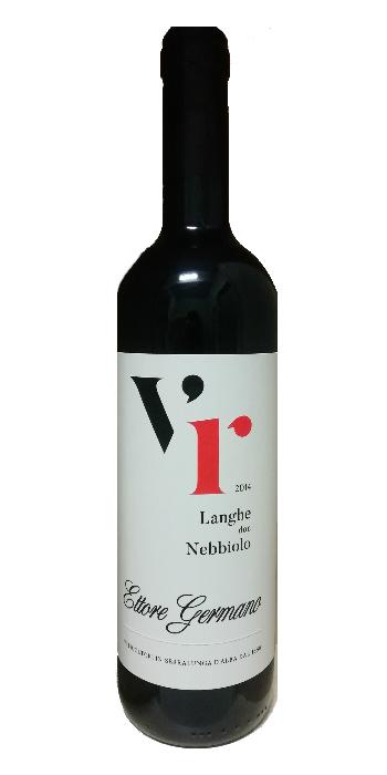 Vendita vini online Langhe nebbiolo VR 2014 ettore germano - Wine il vino