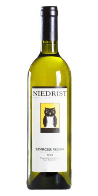 vendita vino online riesling berg 2017 niedrist - Wine il vino