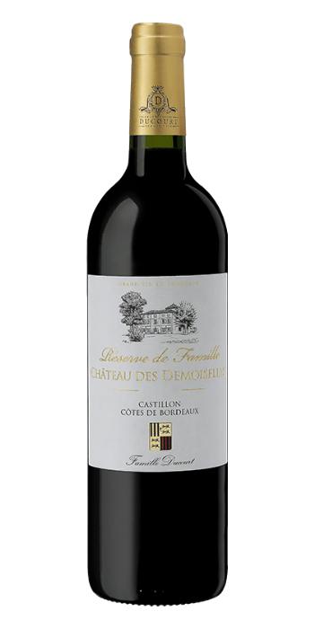 vendita vini online chateau des demoiselles reserve de famille 2012 Ducourt - Wine il vino