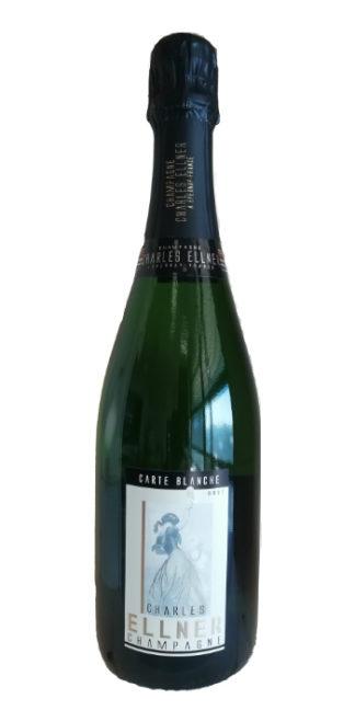 vendita vini online champagne brut Carte Blanche Ellner - Wine il vino