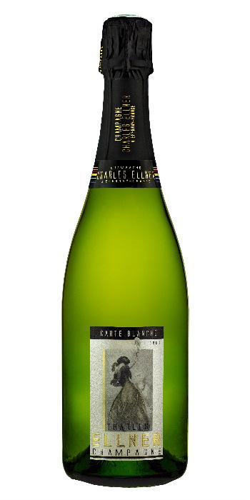 vendita vini on line Champagne brut carte blanche ellner - Wine il vino